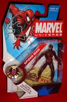 Marvel Universe Series 1 #32: Spider-Man - Action Figure Sealed on Card